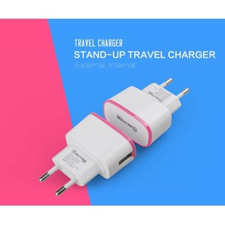 Bilitong 1.0A USB Travel Charger - CE Certified