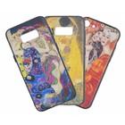 Gustav Klimt Sillicone Arka kapak Galaxy S8 Plus