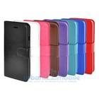Round Lock Book Case IPhone 5/5S/5SE