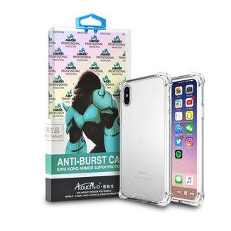 Atouchbo King Kong Armor Anti-Burst Case para iPhone X / XS