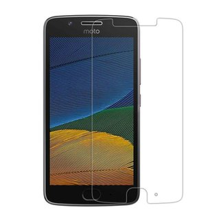 Tempered Glass Screen Protector Moto G5