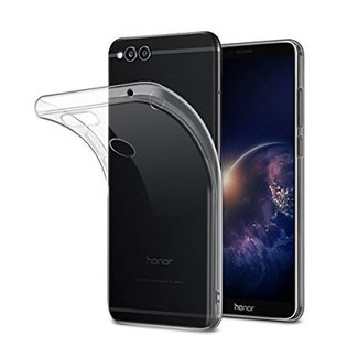Transparent Silicone Case Huawei Honor 7X