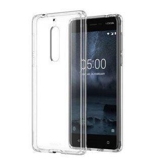Transparent Silicone Case Nokia 7