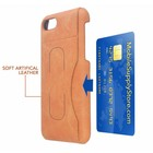 Fashion Card Click Stand Achterkanthoesje voor IPhone 7 Plus/8 Plus
