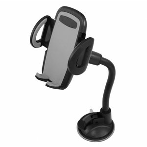 One Button Phone Holder
