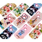 3D Back Hard Silicone Back Cover for Iphone X