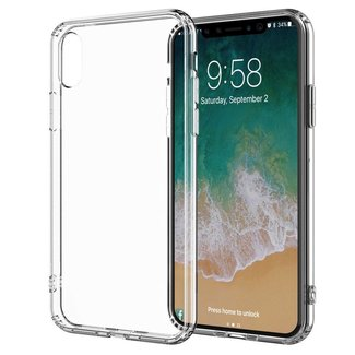 Transparent Silicone Case IPhone XR