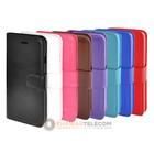 Round Lock Book Case Moto G6 Plus