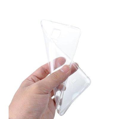 Transparent Silicone Case Y6 2018
