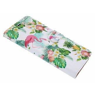 3D-Druck Buchcover Flamingos