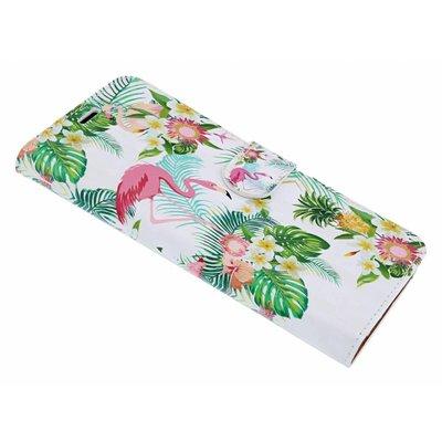 Kitap Çantası Flamingo 3D Baskı