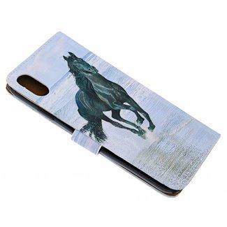 3D Print Book Case Horses