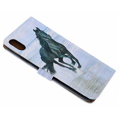 Book Case Horses 3D Print