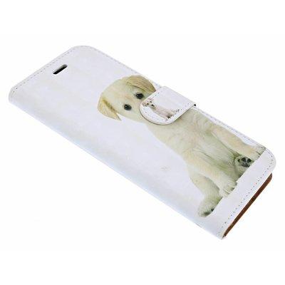 Book Case Cute Dog 3D Print