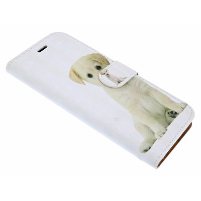Book cases Cute Dog 3D Print