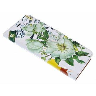 3D-Druck Buch Fall Blumen