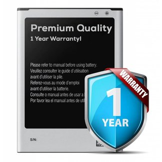 Premium-Akku LG G Pro - E988 / E980