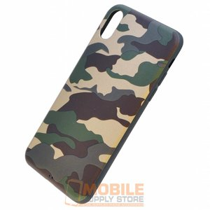 Camouflage Silicone Case