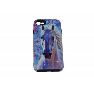 Horses Print Hard Back Cover