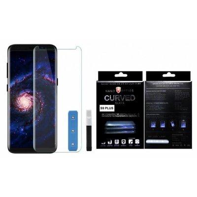 Nano Optics Curve Glass UV full-glue Samsung S9  Plus