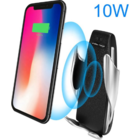 Smart Sensor Car Wireless Charger Suction Cup Houder