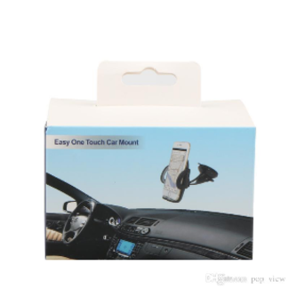 Universal Car Ultra Sticky Easy One Touch Mount Cell Holder
