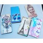 Neuer Print Book Case mit Budha