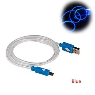 Leuchtendes USB-Kabel (Micro / Iphone)