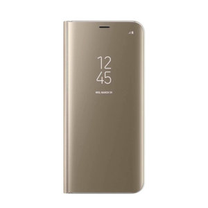Smart Book Case klare Sicht Samsung A40