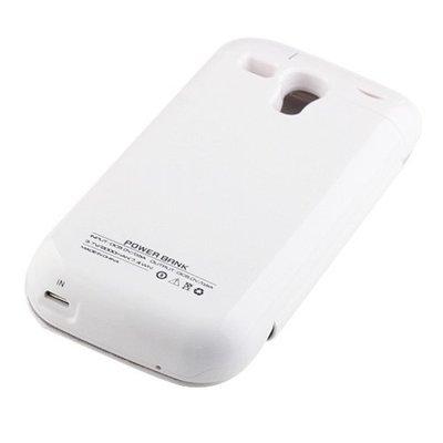 Galaxy S3 mini için Güç Bankası ARKA KAPAK 2000mAh