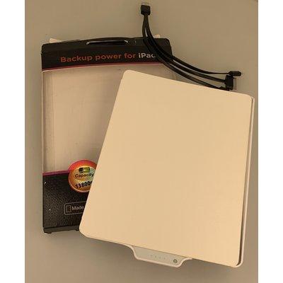 Power Bank BOOK SAG 13800mAh til iPad 2/3