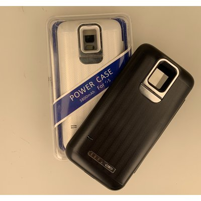 Power Bank REAR CASE 3800mAh für das Galaxy S5