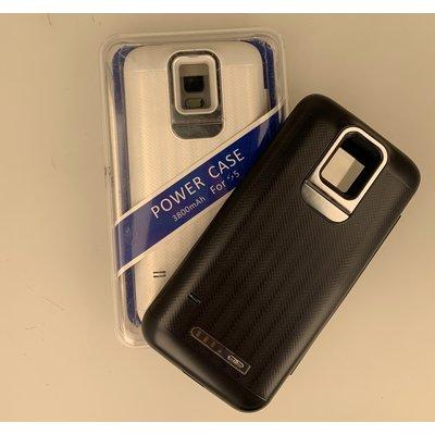 Power Bank REAR CASE 3800mAh til Galaxy S5