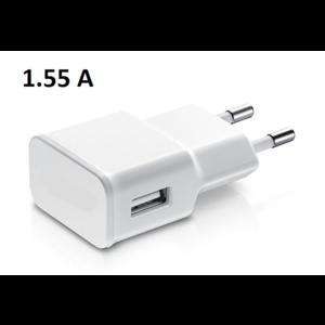Adattatore USB da casa 1,55 A.