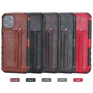 Designer Designer Apple iPhone 11 Pro Leather Back cover
