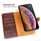 Puloka Puloka Apple iPhone 11 Pro Genuine Leather Magnet Book case