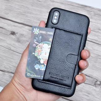 Puloka Puloka Apple iPhone 6 Plus OEM Leder Rückseite
