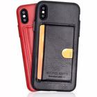 Puloka Puloka Apple iPhone 11 Pro Max OEM læder Bagcover