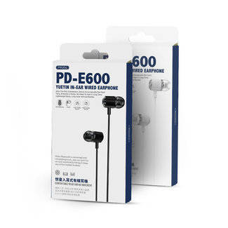 PRODA PRODA in-ear wired earphones PD-E600