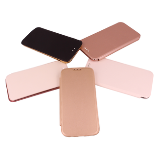 Deluxe Beschichtung Silikon bookCase Iphone 6 / 6s