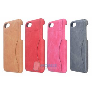 Fashion Card Back Cover iPhone SE (2020) / (7 / 8G)