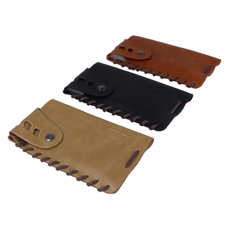 Plug-in covers Telephone leather Size S