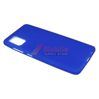 Silicone Blauw Galaxy A51