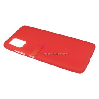 Silicone Red Galaxy A71