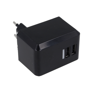 Thuis USB Adapter 2 Ports 2.1A