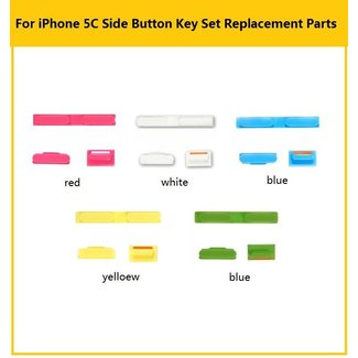 Side Buttons colorful IPhone 5C