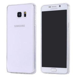 MSS Samsung Galaxy A5 2017 (A520) Transparent TPU 360 ° degree TPU silicone 2 in 1 case