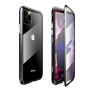 MSS Apple iPhone 11 Pro Max Green Magnetic case 360 degrees cover