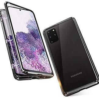MSS Samsung Galaxy S20 Plus Zwart Magnetic hoesje 360 graden hoesje
