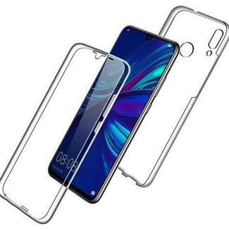 MSS Huawei P Smart (2019) Transparant TPU 360 graden hoesje
